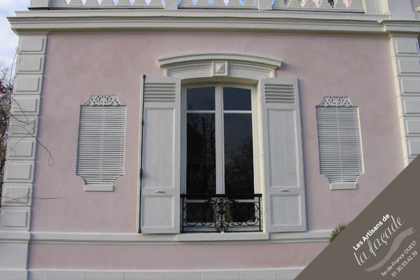artisans ravalement de facade des Yvelines