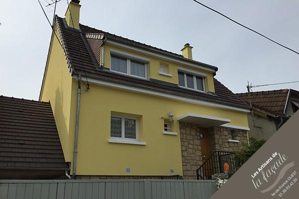 l'isolation extérieure de votre habitation dans les Yvelines